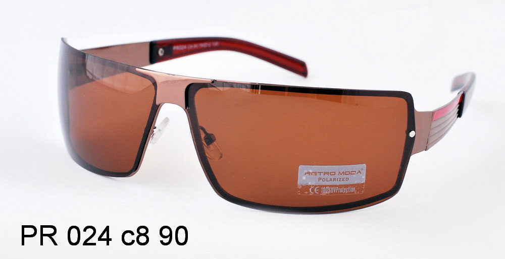 Retro Moda Polarized PR024
