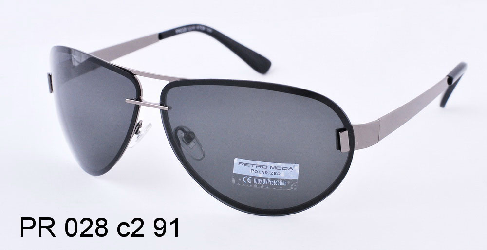 Retro Moda Polarized PR028