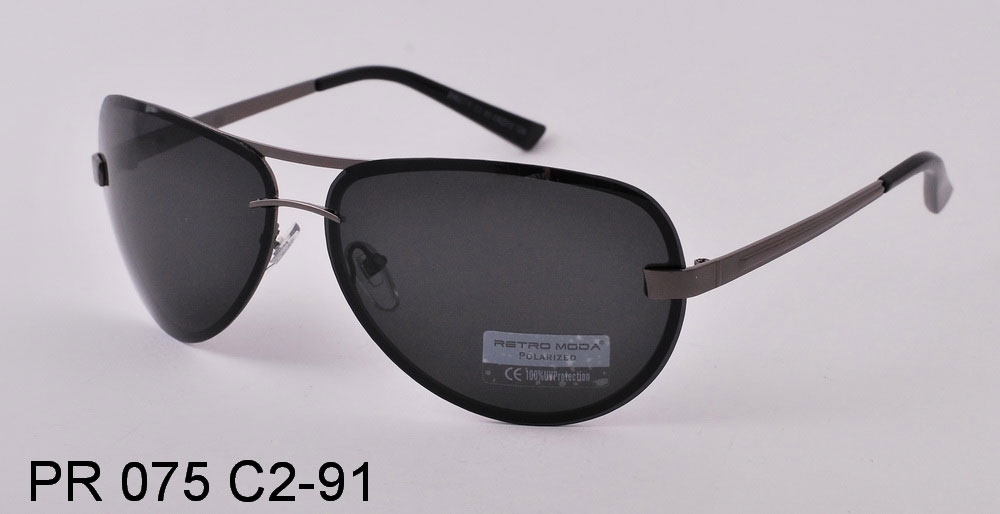 Retro Moda Polarized PR075