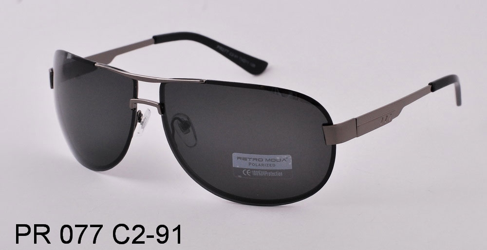 Retro Moda Polarized PR077
