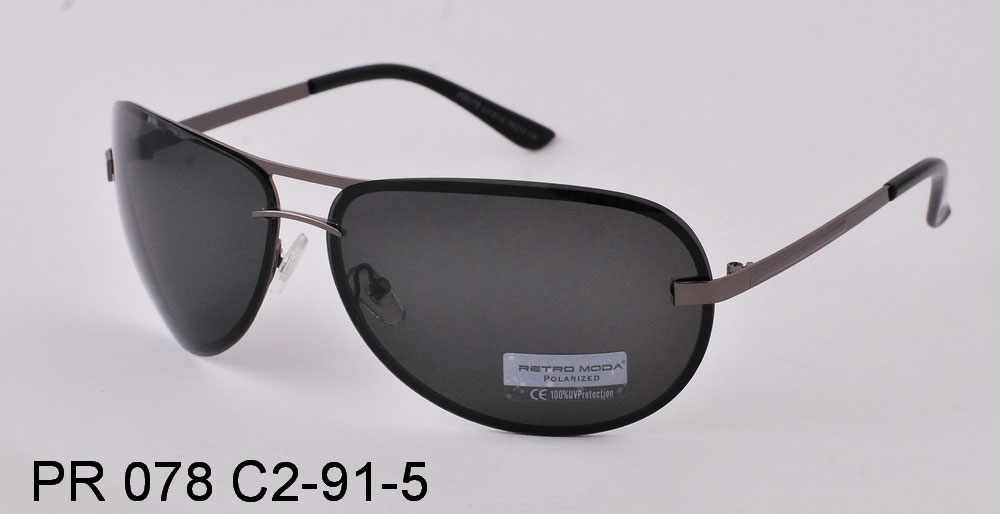 Retro Moda Polarized PR078