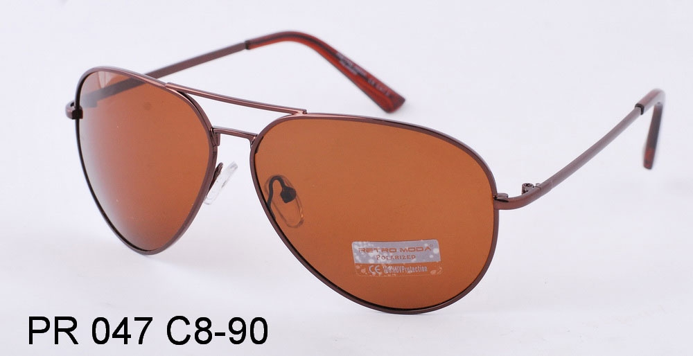 Retro Moda Polarized PR047