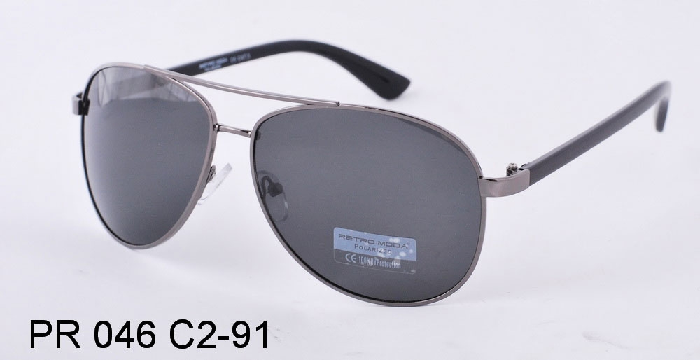 Retro Moda Polarized PR046
