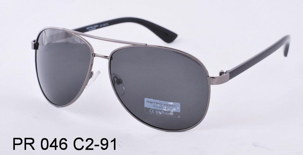 Retro Moda Polarized PR046