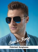 Очки BEACH FORCE polarized