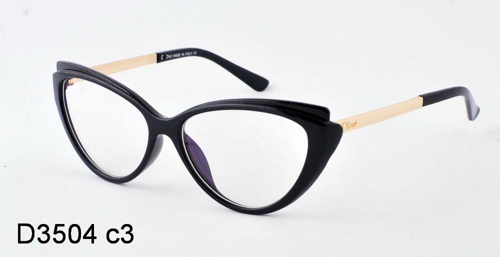 Очки Имиджевые 3504