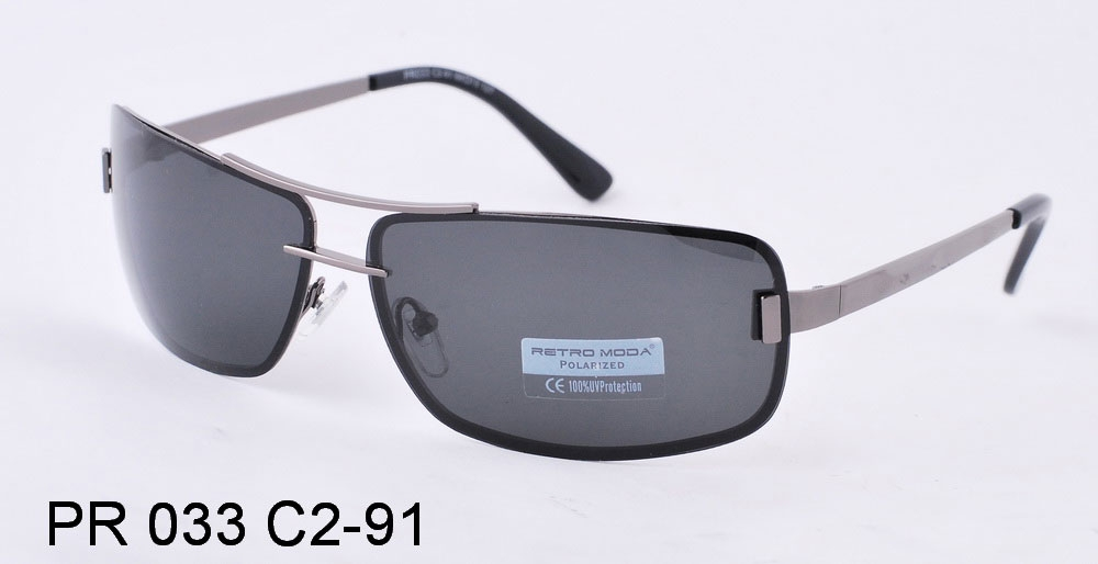 Retro Moda Polarized PR033