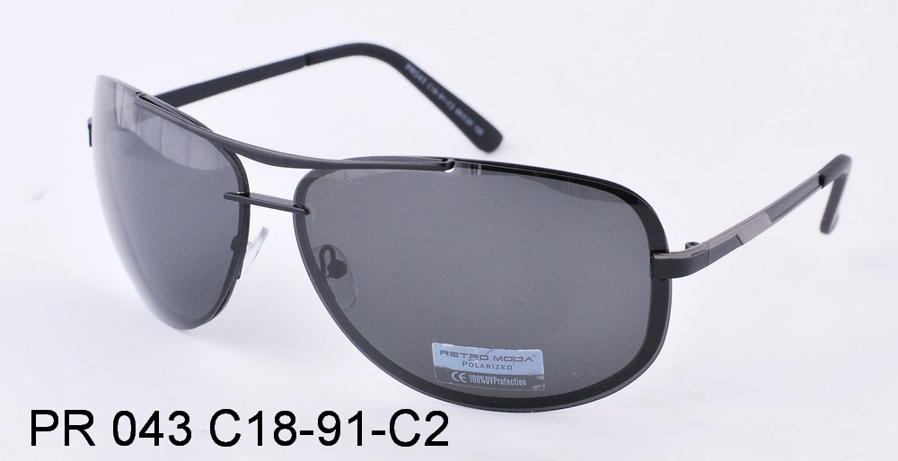 Retro Moda Polarized PR043