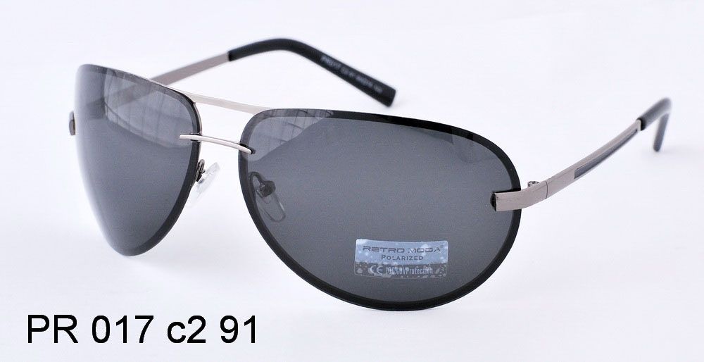 Retro Moda Polarized PR017