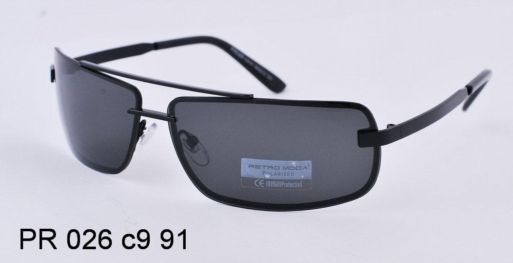 Retro Moda Polarized PR026