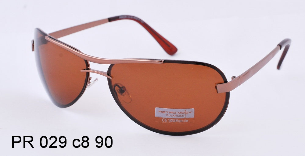 Retro Moda Polarized PR029
