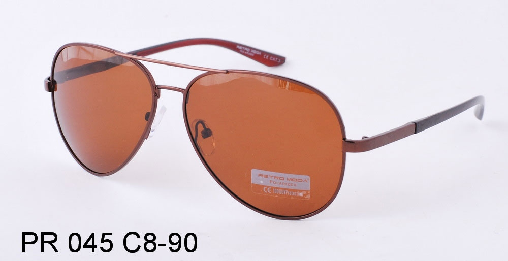 Retro Moda Polarized PR045