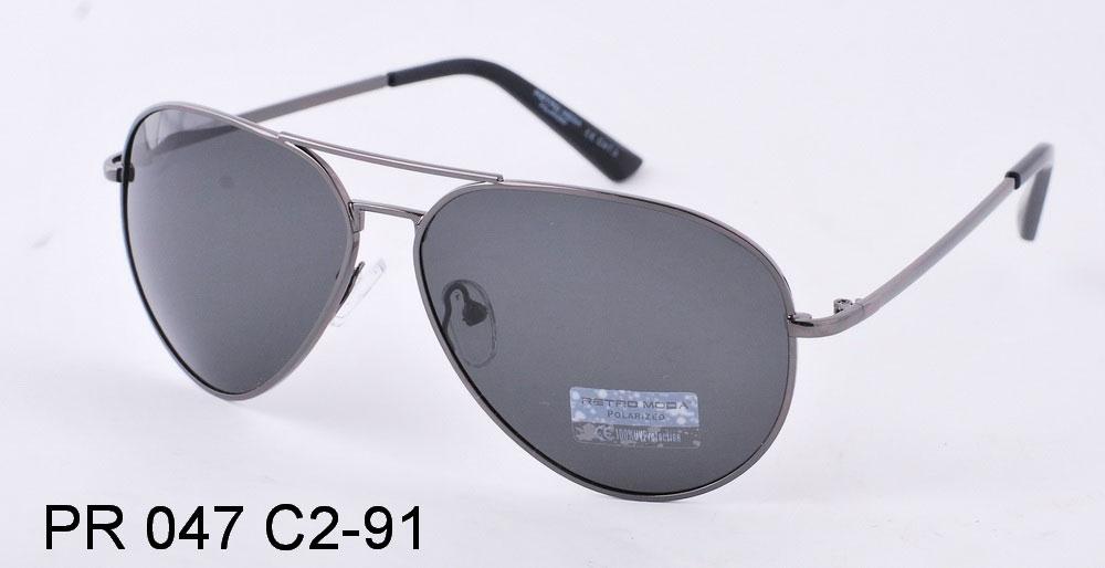 Retro Moda Polarized PR047